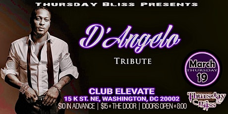 Thursday Bliss Presents: A D'Angelo Tribute tickets
