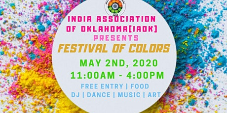 Holi - Festival of Colors 2020 tickets