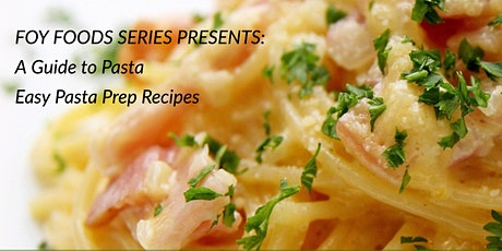 Cooking Class - FOY Food Series tickets