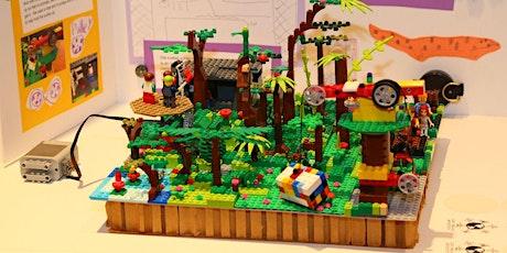 Legos, Legos Legos!  8/3-8/7,  9:00 - 11:30 tickets