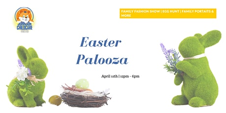 Johnson Childcare Center Easter Palooza tickets
