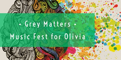 Grey Matters Music Fest for Olivia tickets