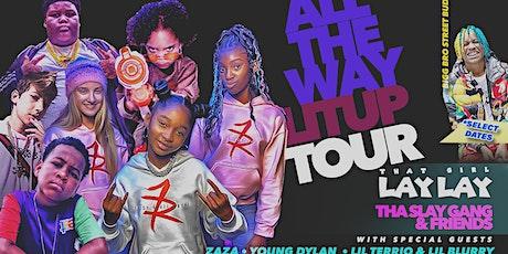 All Tha Way Lit Up Tour - Spring Fest 2020 - Wilson, NC tickets