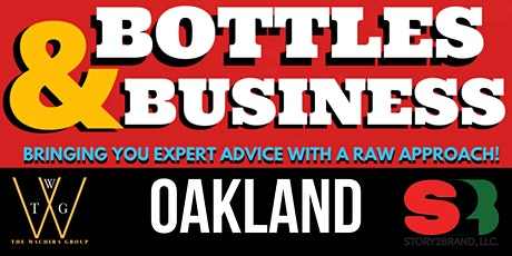 BOTTLES & BUSINESS: How To Form Your Business tickets