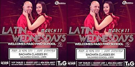 FREE Salsa Classes by PASOFino School @9pm tickets