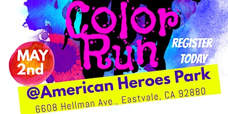 Inland Empire Stallions 5k Color Run tickets