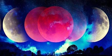 Pink Super  Full Moon Sound Healing tickets