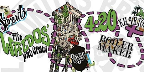 Waldo Walk - Mini Beerwalk Series 2020 - ON STANDBY tickets