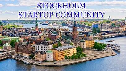 Stockholm's Biggest Business, Tech & Entrepreneur Professional Networking Soiree tickets