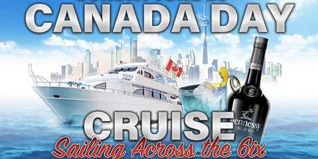 Canda Day Weekend Cruise All White Affair tickets