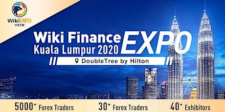Wiki Finance EXPO Kuala Lumpur 2021 tickets
