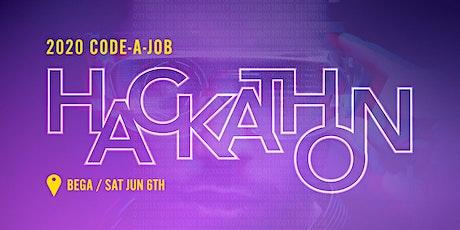 Bega Code-a-job Hackathon tickets
