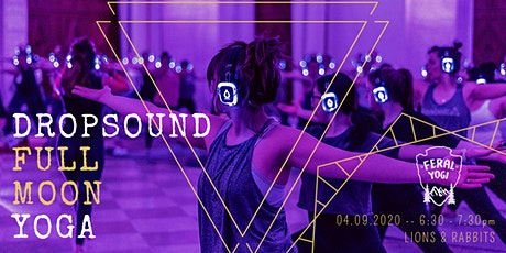Dropsound Full Moon Yoga tickets