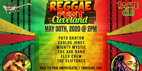 Reggae Fest Cleveland 2020 tickets