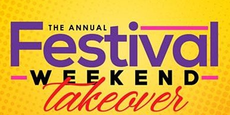 ESSENCE  FESTIVAL WEEKEND TAKE OVER 2020 tickets