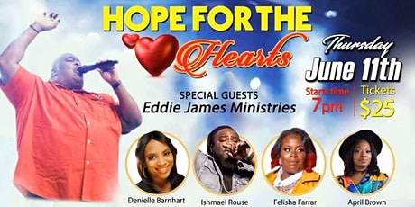Hope For The Hearts tickets