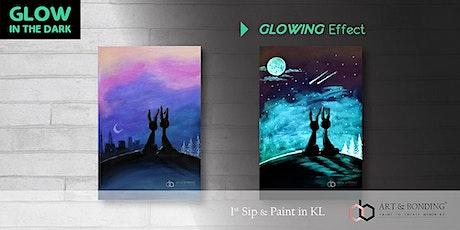 Glow Sip & Paint : Glow - Bunny Meteor Dating Night tickets