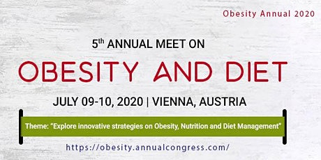 Obesity Annual congress 2020 Tickets