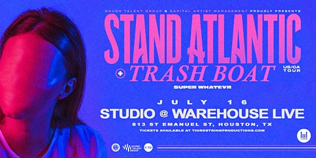 STAND ATLANTIC tickets