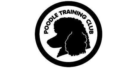 Poodle Training Club Fun Day tickets