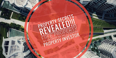 How to Invest in Today's Property Market With Confidence tickets