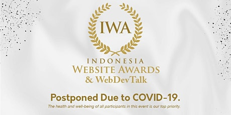 Calling For Volunteers for Indonesia Website Awards & Web Developer Talk tickets
