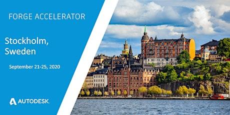 Autodesk Forge Accelerator - Stockholm, Sweden (September 21-25, 2020) tickets