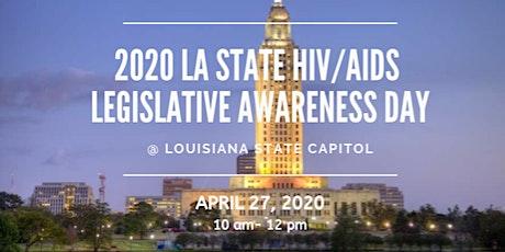 2020 Louisiana S/AIDS Awareness Day (La LAD) tickets