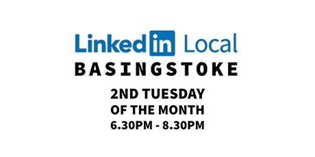 Linkedinlocal Basingstoke April 2020 tickets