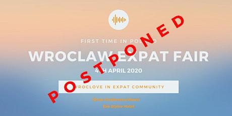 Wroclaw Expat Fair tickets