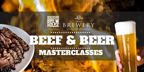 Beef and Beer Masterclass tickets
