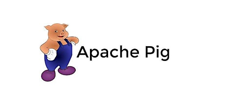4 Weeks Apache Pig Training in Nottingham |  April 20, 2020 - May 13, 2020 tickets