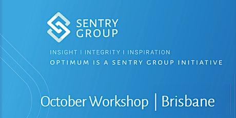 Optimum Workshop | Brisbane Group | Tue 27 Oct 2020 tickets
