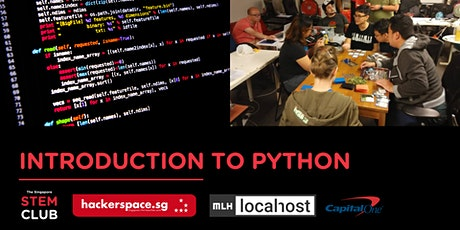 Introduction to Python - A Season of Workshops tickets