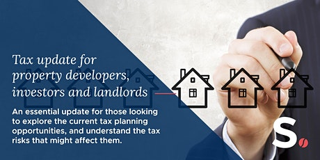 Property Tax Update for Property Developers, Investors and Landlords tickets