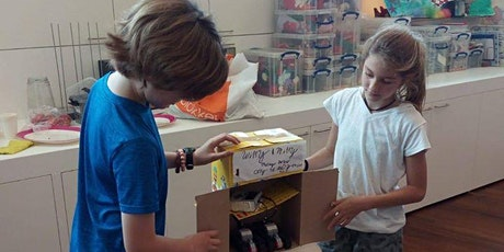 Week #2: NewTechKids 2020 May School Vacation Computer Science & Maker Education Bootcamp for 8-12 Yrs: (May 4-8, 2020) tickets