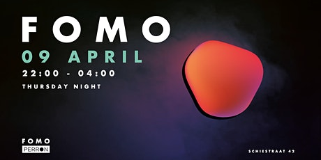 FOMO • The New Thursday In Rotterdam tickets