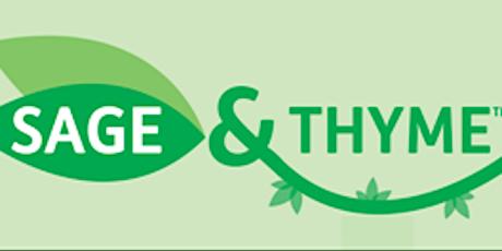 SAGE & THYME: Foundation level Communication Skills Training.  tickets