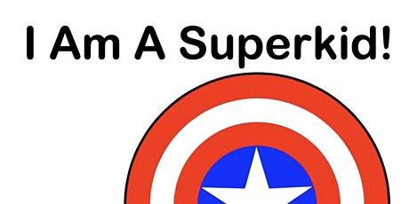 I'm a SuperKid - Session 1 - 12:00pm-1:00pm, June 22 - 26 (5 day event) tickets
