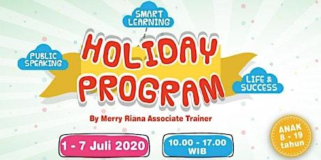 Holiday Program by Merry Riana tickets