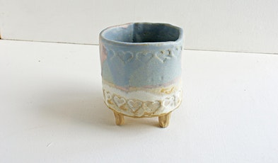 Pottery, Clay & Ceramic Workshop - Footed Planter tickets