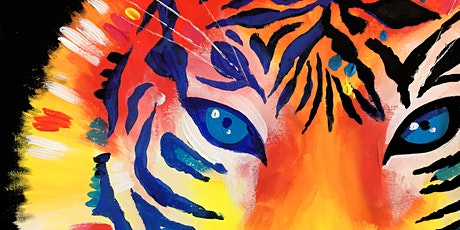 "Painting and Prosecco Night - ""Rumble in the Jungle"" tickets"