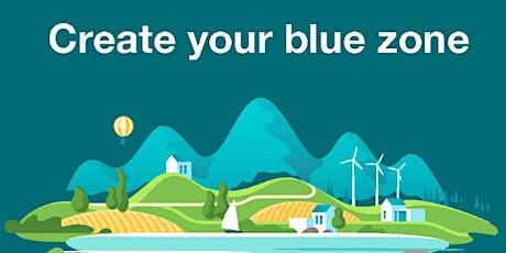 Netwerk & Inspiratie 'Hoe Blue Zone ben jij? tickets