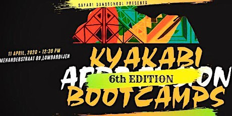 KYAKABI AFRO-FUSION BOOTCAMP tickets