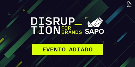 Disruption For Brands tickets