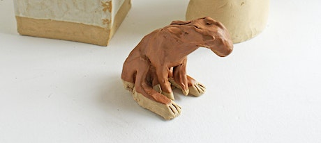 Pottery, Clay & Ceramic Workshop - Sculptural Animals tickets