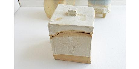 Pottery, Clay & Ceramic Workshop - Lidded Pot tickets