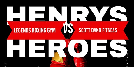Henrys Heroes WCB Balcony seats tickets