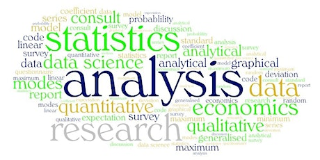 A Vision for Analysis - focus group - Nottingham, 1st April 2020, 1.30-2.30 tickets