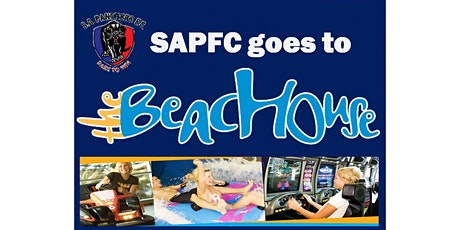 SAPFC goes to the Beach House tickets